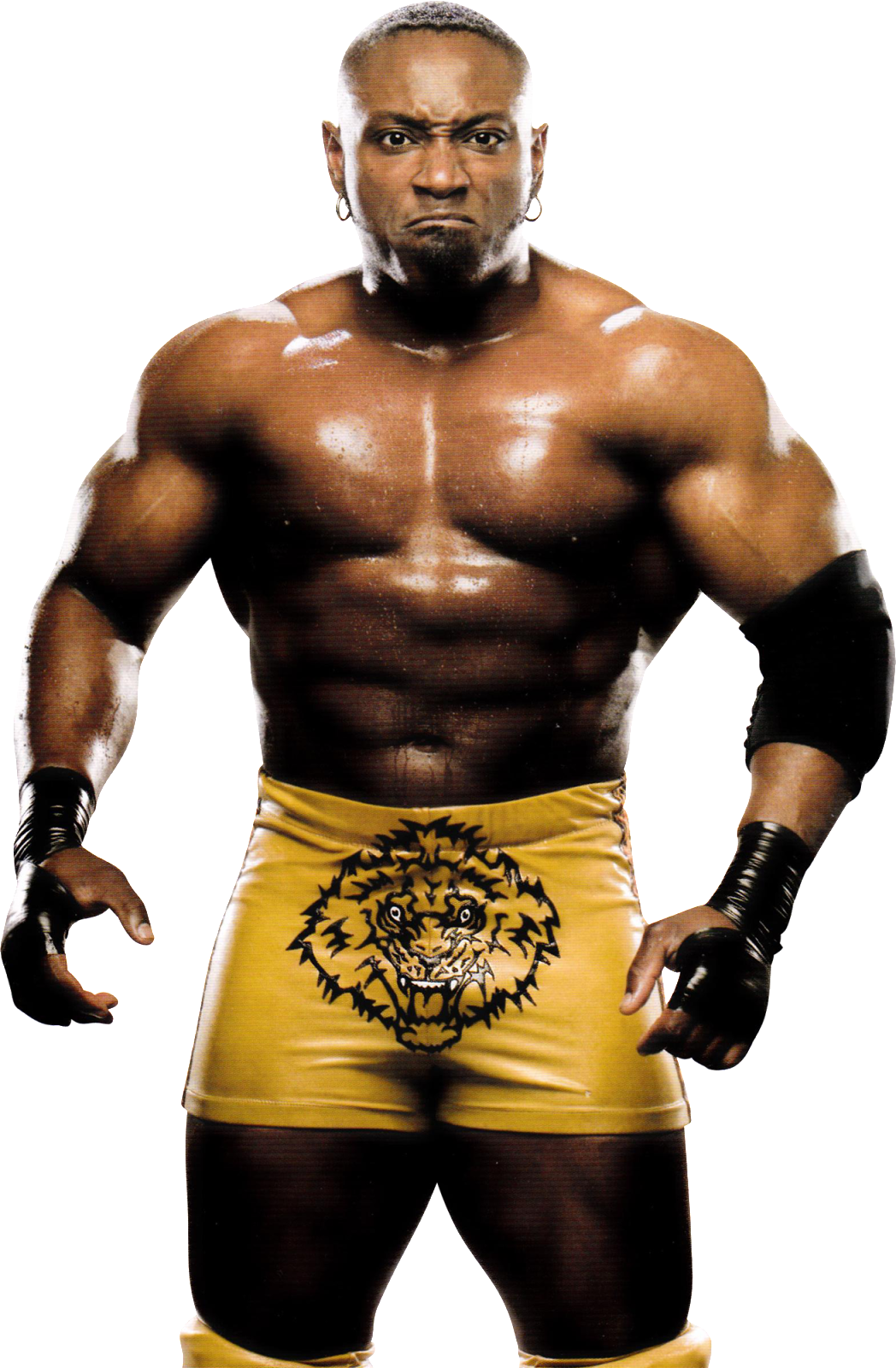 Monty Brown   Pro Wrestling   FANDOM powered by Wikia