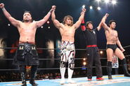 NJPW The New Beginning In Sendai 3
