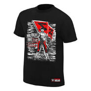 Sami Zayn Never Be the Same Authentic Youth T-Shirt