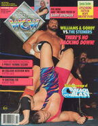 WCW Magazine - October 1992
