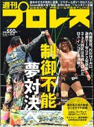 Weekly Pro Wrestling No. 2053