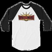 WrestleMania 35 Sleeve Raglan T-Shirt