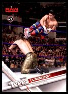 2017 WWE Wrestling Cards (Topps) TJ Perkins 31