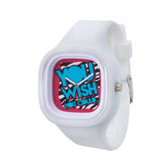 Dolph Ziggler Flex Watch - White