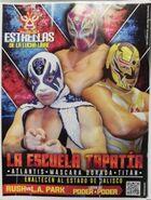 Estrellas De La Lucha Libre 92