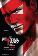 Fatal 4 Way 2010 Poster