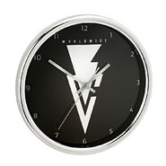 Finn Bálor 12 inch Chrome Wall Clock