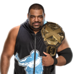 Keith Lee NXT Champ