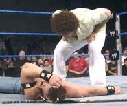SmackDown 10-7-04 Carlito's Spats on Cena