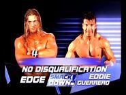 Smackdown 9-26-02 Edge vs Eddie Guerrero