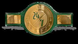 WWE 24 7 Championship