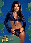 2001 WWF The Ultimate Diva Collection (Fleer) Ivory 10