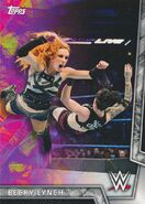 2018 WWE Women's Division (Topps) Becky Lynch 5