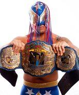 Americos TCW Junior Heavyweight Champion