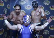 CMLL Martes Arena Mexico 3