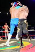 CMLL Super Viernes (February 22, 2019) 22