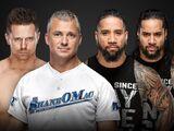 Elimination Chamber 2019 The Miz & Shane McMahon v The Usos