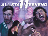 PWG All Star Weekend 11 - Night 2
