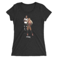 R-Truth & Carmella MMC Photo Women's Tri-Blend T-Shirt