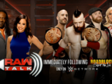 Raw Talk (Roadblock: End of the Line)