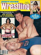 Sports Review Wrestling - June 1978