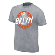 SummerSlam 2017 BKLYN Grey T-Shirt