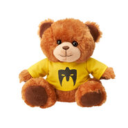 Ultimate Warrior Parts Unknown Plush Bear