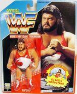 WWF Hasbro 1992 Typhoon