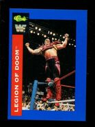 1991 WWF Classic Superstars Cards Legion Of Doom 79