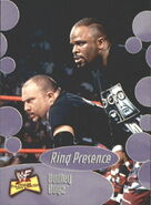 2001 WWF The Ultimate Diva Collection (Fleer) Dudley Boyz 62