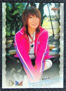 2015 BBM True Heart Japanese Women's Pro Wrestling Kana 52