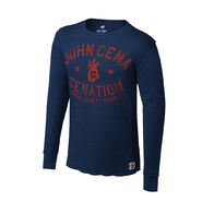 John Cena Cenation Tri-Blend Long Sleeve Thermal