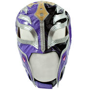 Rey Mysterio Black & Purple Replica Mask