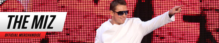 The miz merch new