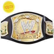 WWE Championship Kids Spinner Replica