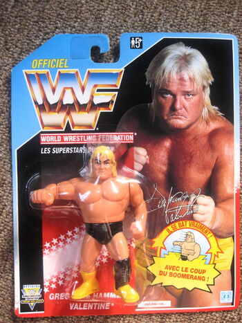 Greg Valentine (WWF Hasbro 1991)