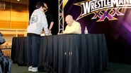 WrestleMania 30 Axxess Day 4.2