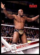 2017 WWE Wrestling Cards (Topps) Titus O'Neil 32