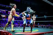 CMLL Martes Arena Mexico (December 3, 2019) 15