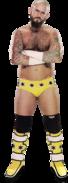 CM Punk bald