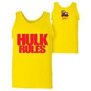 Hulk Hogan Hulk Rules Tank Top
