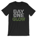 Jimmy Uso & Naomi Day One Glow Logo Unisex T-Shirt