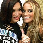 Melina and Rosita