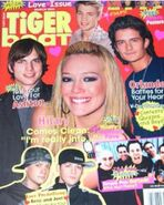 Tiger Beat - March 2004