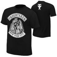 Undertaker New York City Event T-Shirt