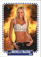 2008 WWE Heritage IV Trading Cards (Topps) Michelle McCool 68