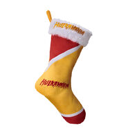 Hulk Hogan Hulkamania Holiday Stocking