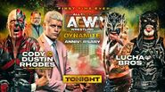 January 8, 2020 AEW Dynamite 7