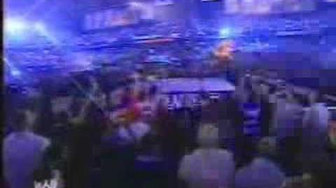 Kurt Angle Vs. Rey Mysterio Vs. Randy Orton part 1