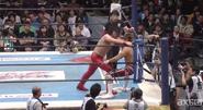 NJPW World Pro-Wrestling 11 7